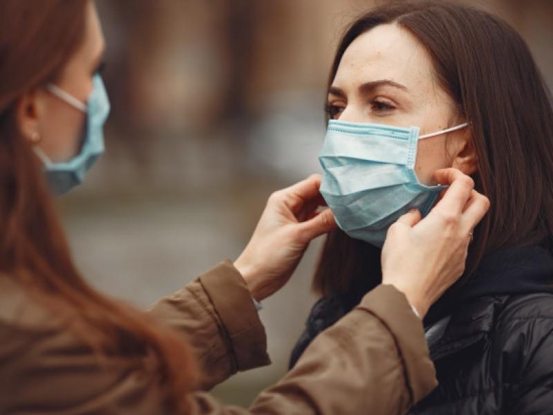 Je huid onder je mondmasker verzorgen
